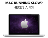 How to Speed Up A Slow Running Mac Machine?
