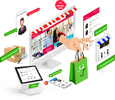 Shopping platform is integrating online retail with social media - Image 1