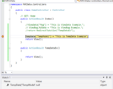 Want to Use TempData, Peek And Keep In ASP.NET MVC<br><br>
