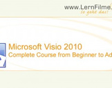 Learn Microsoft Visio 2010 -Beginner & Advanced Training-