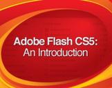 Adobe Flash CS5 Introduction