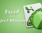 Excel For Project Managers