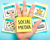 Five mistakes first-time social media marketer make