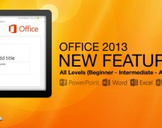 Office 2013 New Features - Learn Now!