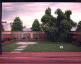 Creating a Realistic 3D Backyard In Blender