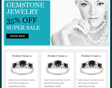 Effective Tips To Design Appealing E-commerce Email Templates