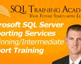 Learn SQL Reporting Services Beginning Report Training