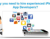 Why you need to hire experienced iPhone App Developers?