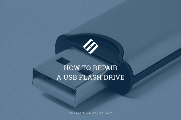 How to Repair a USB Flash Drive - Image 1