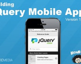 Building jQuery Mobile Apps Easily
