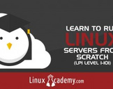 Learn To Run Linux Servers From Scratch (LPI Level 1-101)