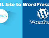 How to Quickly Import Content from HTML Site to WordPress CMS?