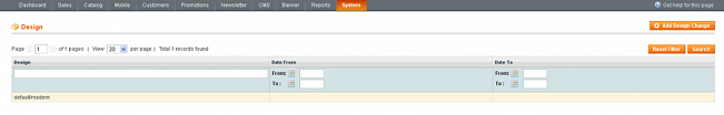 Magento Theme tutorial: The right way to swap to different theme - Image 2