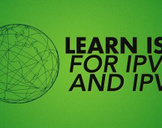 Learn ISIS for IPv4 and  IPv6