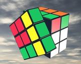 Create a Rubik's Cube in Blender