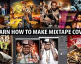 How To Make Mixtape Covers & Mixtape Graphics in Photoshop.