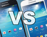 Comparing Samsung Galaxy S4 Mini with S4