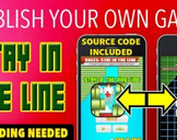 Passive Income: Your Own 'Stay in the Line' iOS Game Clone