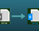 How to Convert OST File to PST in Outlook 2016/2013/2010?
