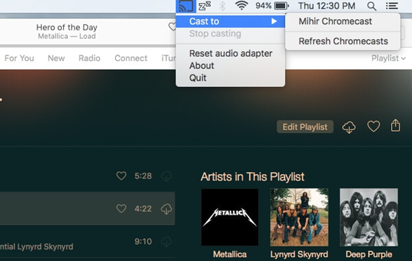 How to Stream and Play Apple Music on Chromecast - Image 3