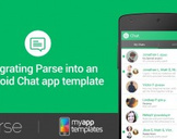 Integrating Parse into an Android Chat app template