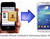 How to Switch iPhone Contacts to Samsung Galaxy S6