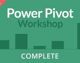 Power Pivot Workshop Complete Bundle