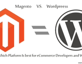 Magento VS. WordPress – Which Platform is Best for eCommerce Developers and Why?<br><br>