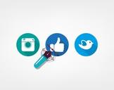 Design your own Social Media Logo Icons in Adobe Illustrator