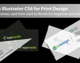Adobe Illustrator for print design