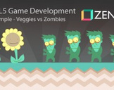 HTML5 Mobile Game Development by Example -Veggies vs Zombies