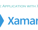 Mobile Application with Xamarin