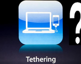 Change Your iPhone to Wireless Modem using Tethering Technique