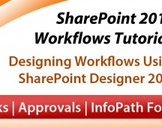 SharePoint 2010 Workflows Tutorials