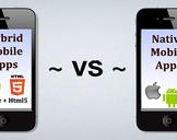 5 Reason to Go for Native Over Hybrid App Development