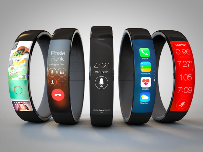 iWatch - a wristwatch in cool and smart way - Image 2