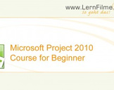 Learn Microsoft Project 2010 -The Beginner Training-