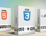 Web Building Starter Pack. Html Css and JQuery Animations
