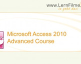 Learn Microsoft Access 2010 -The Ultimate Advanced Training-