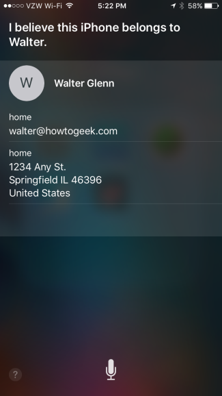 How to Find a Lost iPhone's Owner by Asking Siri - Image 3