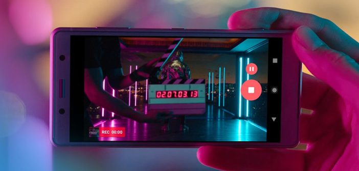 Compact Bezel-Less Displays Announced Sony Xperia XZ2 - Image 1