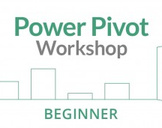 Power Pivot Workshop Beginner