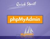 QuickStart! - phpMyAdmin