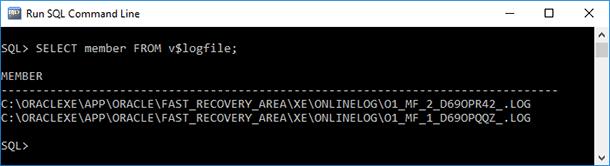 Oracle Database Data: Backup and Restore - Image 6