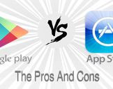 iOS App Store Vs. Google Play Store: The Pros and Cons for App Developers