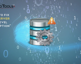 How to Fix SQL Server Page Level Corruption<br><br>