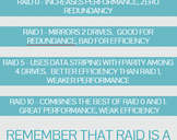 What does RAID do for me?