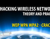 Hacking Wireless Networks. Theory and practice.