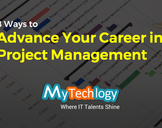 8 Ways to Advance Your Career in Project Management
