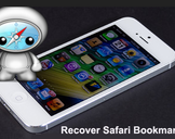 How to Recover Lost Safari Bookmarks from iPhone 6S/6/5S/4S?<br><br>